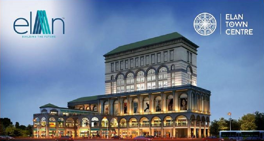 Elan Town Centre - new commercial projects